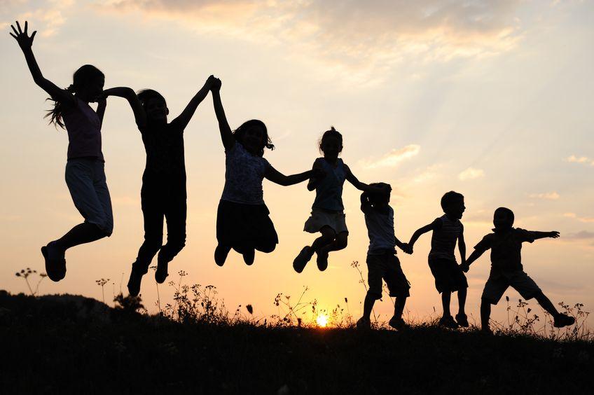 Sreča Skozi Razvojna Obdobja Otroka